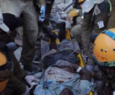 פעולות החילוץ בהאיטי (צילום: פלאש 90) - עוד סכנות בהאיטי: משלחות מסיונרים